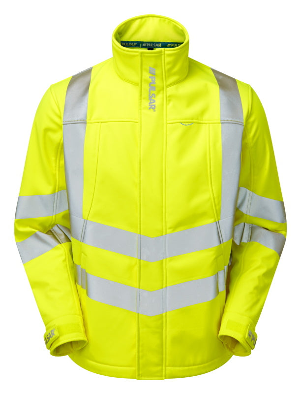 P534 PULSAR® Interactive Softshell Jacket