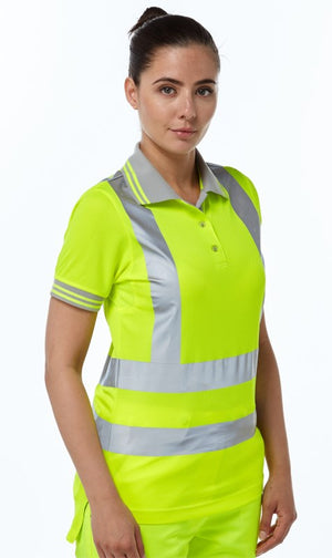 P700 PULSAR® Ladies Polo Shirt