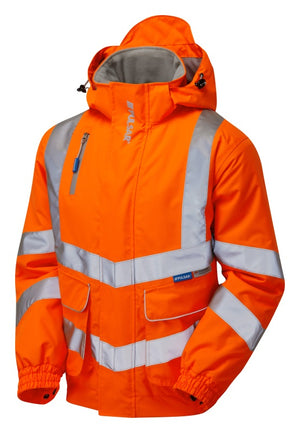 PR496 PULSAR® Rail Spec Padded Bomber Jacket