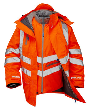 PR497 PULSAR® Rail Spec 7-in-1 Storm Coat