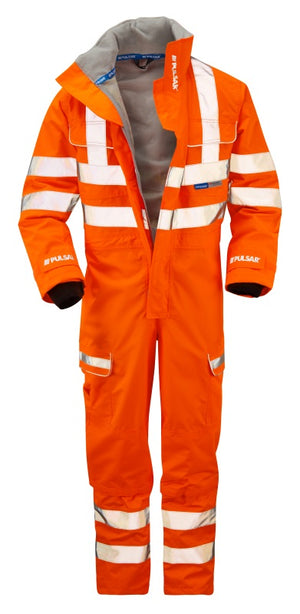 PR505 PULSAR® Rail Spec Unlined Coverall