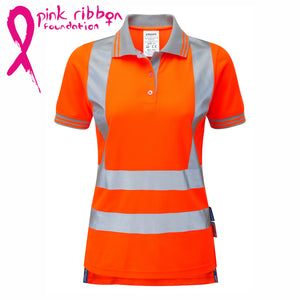 PR701 PULSAR® Rail Spec Ladies Polo Shirt