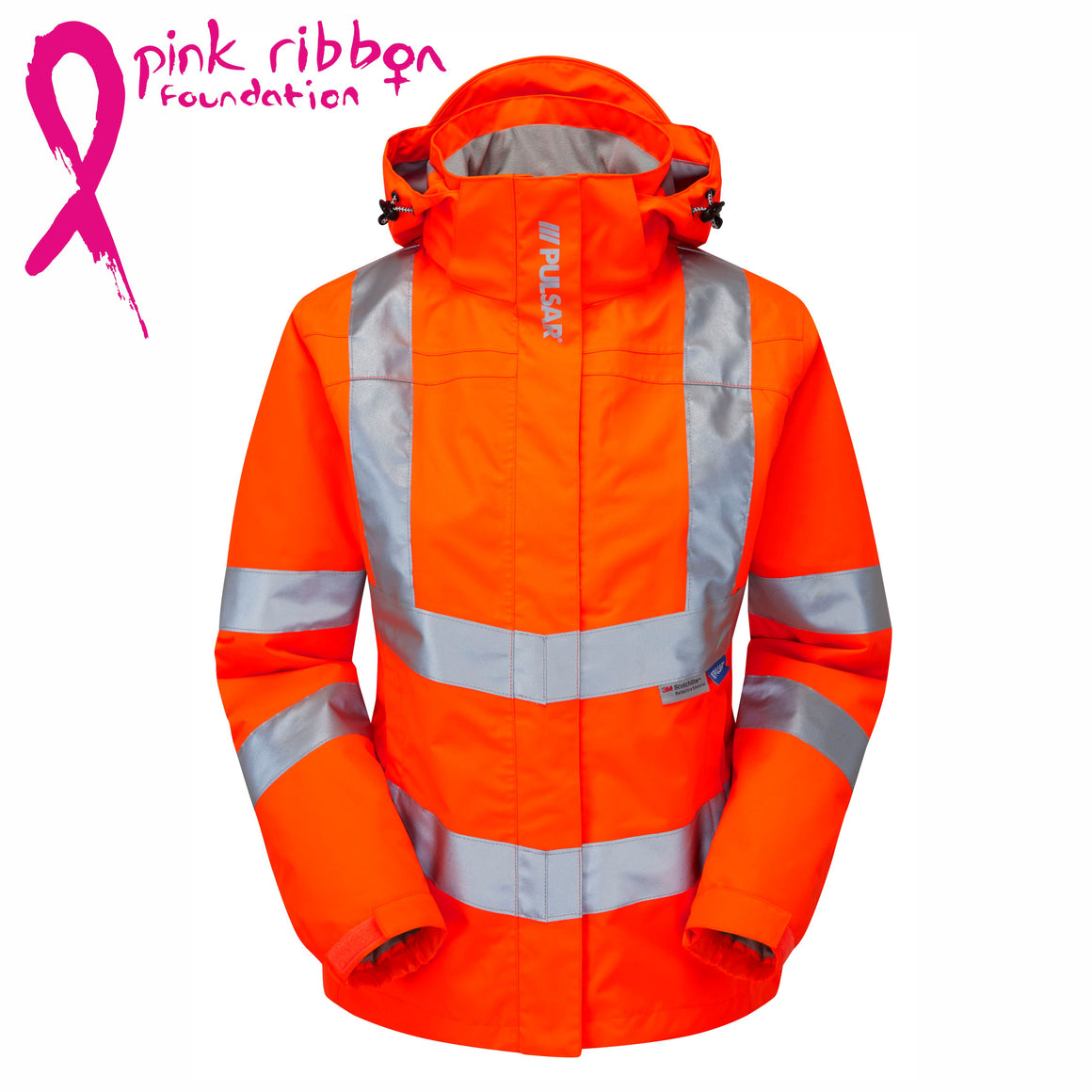 PR705 PULSAR® Rail Spec Ladies Storm Coat
