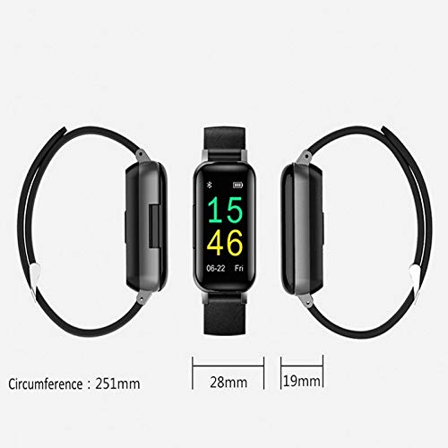 OPTA-SB-133 FitnessBand with Wireless Bluetooth Earbuds