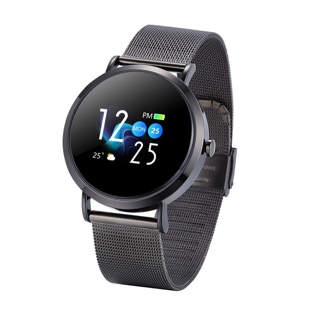 OPTA SB-091 Bluetooth Fitness Band Smart Watch for Android, iOS Devices