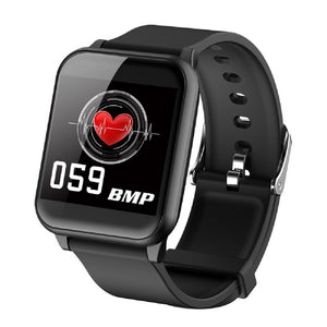 OPTA-SB-099 Bluetooth Heart Rate Sensor Smart Band and Fitness Tracker for Unisex