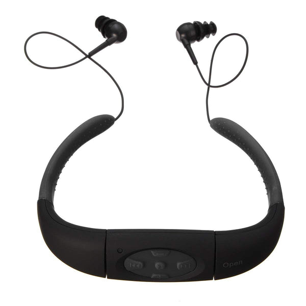 OPTA-BH012 Waterproof Mp3 Player 4GB Swimming Headset Music Player for Swimming
