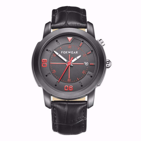 OPTA SW-012 FOXWEAR Bluetooth Analog Smart Watch