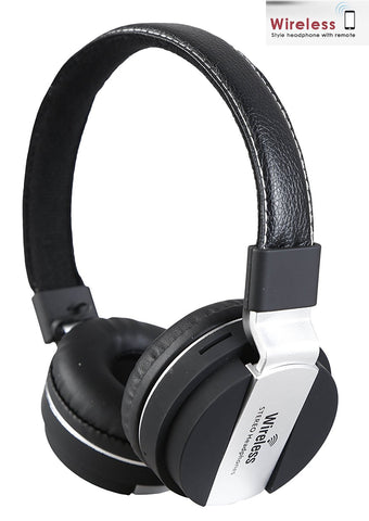 OPTA BH-001 2 in 1 Bluetooth Headphones (Wired / Wireless)