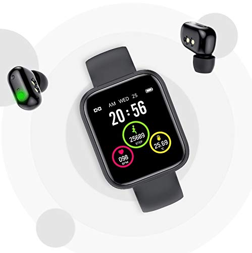 OPTA SB-223 Fitness Watch With Earbuds