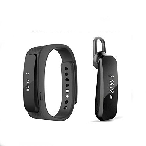 OPTA SB-027 2 in 1 Bluetooth Smart Fitness Band with Bluetooth Headset