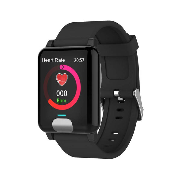 OPTA-SB-080-Vivo-U-Fit Bluetooth ECG,PPG Sensor and Heart Rate Sensor Smart Band and Fitness Tracker for All Android/iOS Mobile