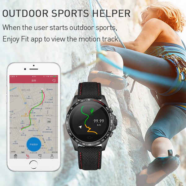 OPTA SB-096 Bluetooth Fitness Band Smart Watch for Android, iOS Devices