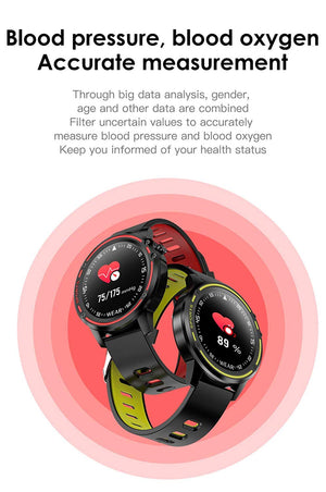 OPTA-SB-136 Smart Watch