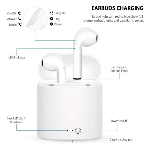 OPTA BH009 Erg-O Wireless Bluetooth Earpods