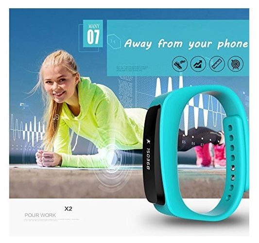 OPTA SB-027 Fitness Band with Bluetooth Headset