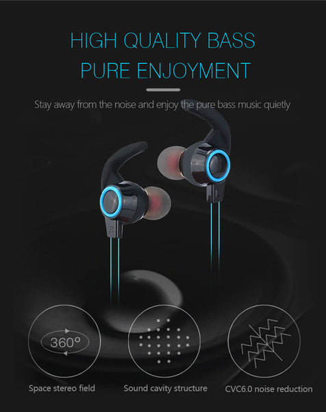 OPTA BH-004 Bluetooth Earphones