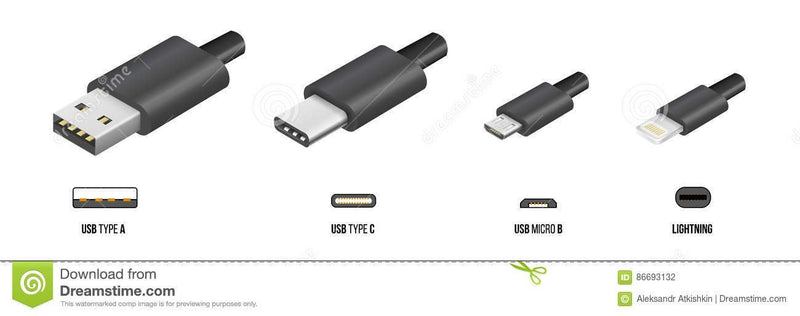 OPTA Lite USB Type-C to USB A Cable