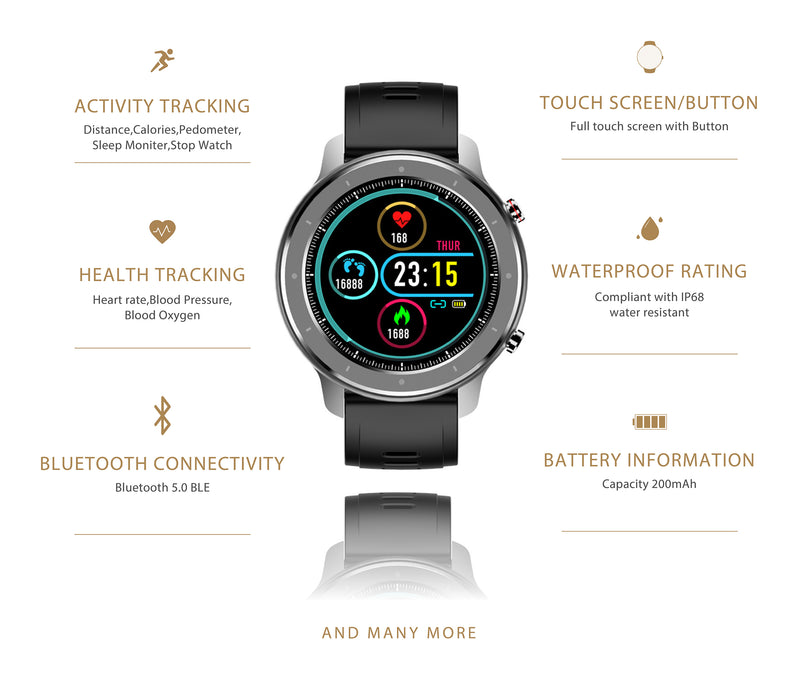 OPTA SB-178 Fitness Watch