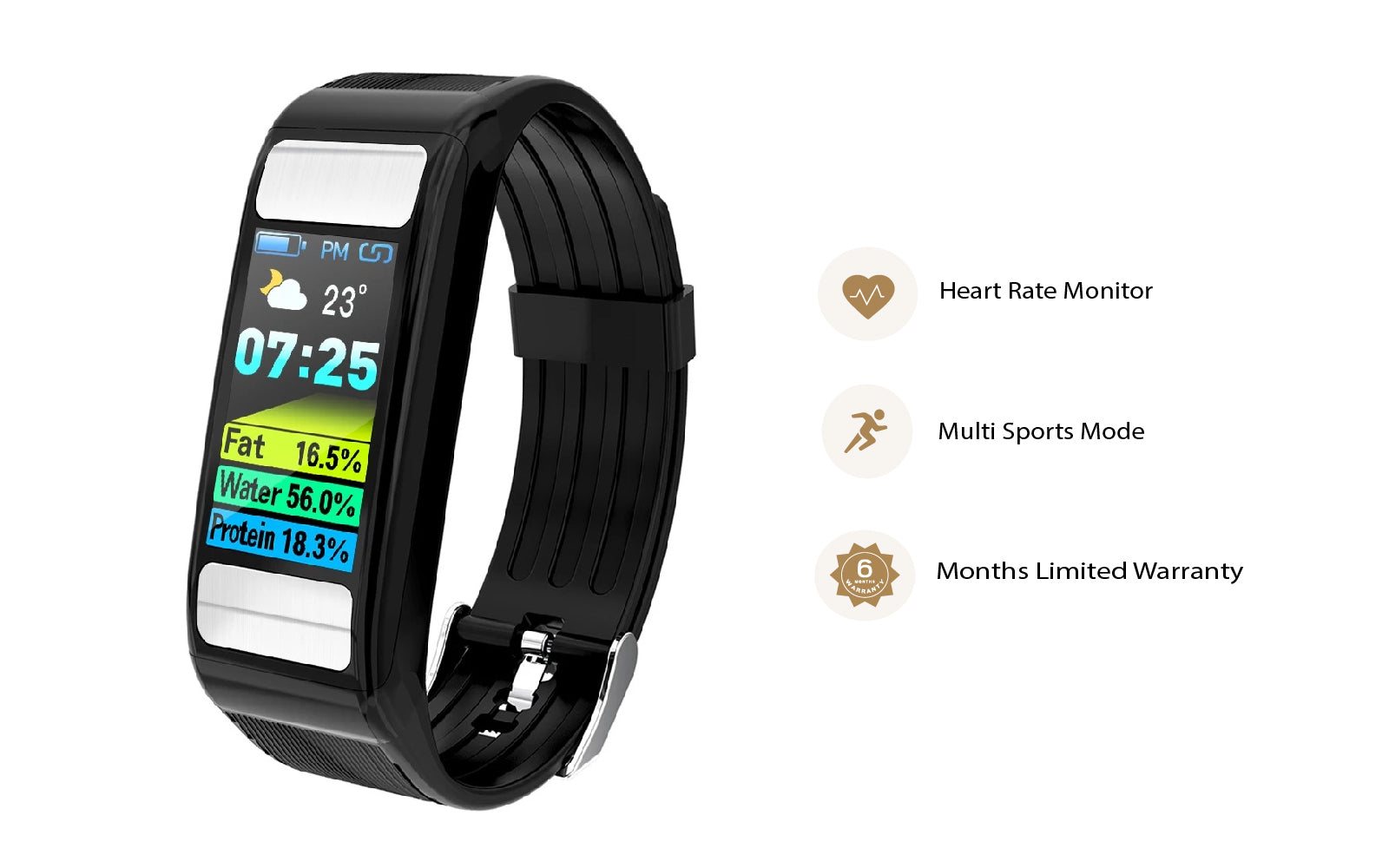 OPTA SB-172 Fitness Band