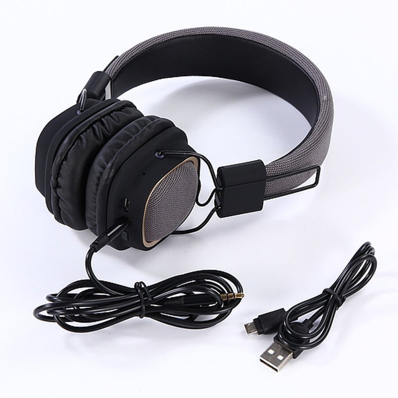 OPTA BH-004 2 in 1 Bluetooth Headphones (Wired/ Wireless)