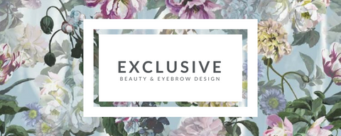 Welcome to Exclusive Beauty & Eyebrow Design!