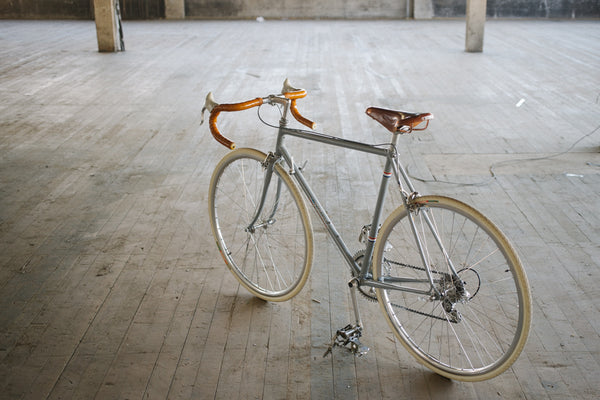Andre Bertin Bicycle Project
