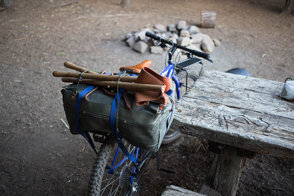 DIY - Remote Campsite Bike for Less Than $400