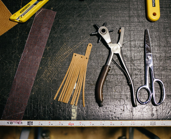 Fringe Key Fob DIY