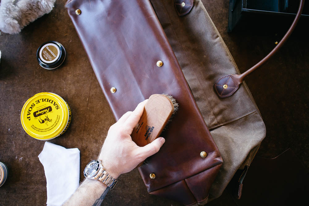 Leather Care Simple Solutions