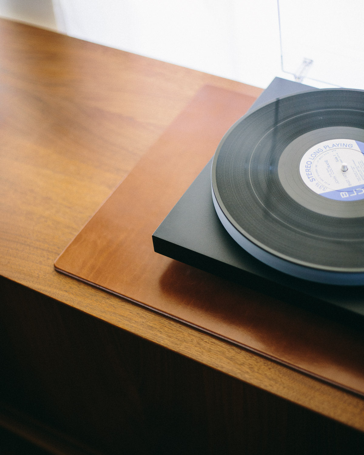 Hi-Fi Turntable Tweak For Furniture Lovers