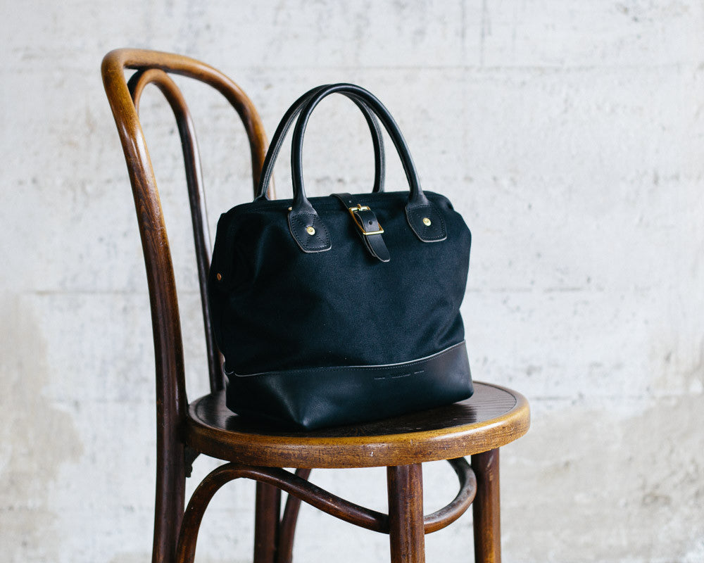 Black Limited Edition Sidecar Bag
