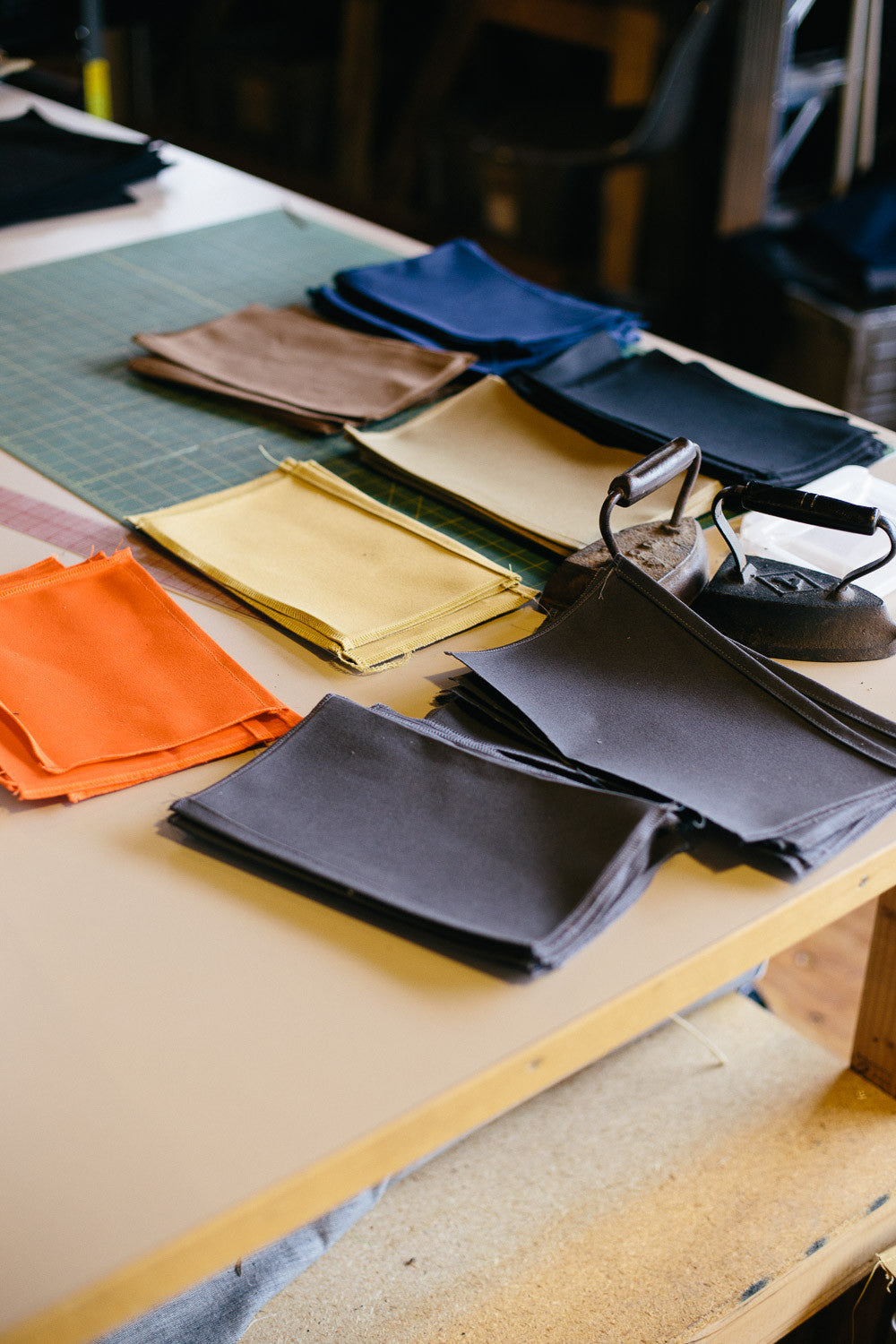 Making of The Sidecar Bag