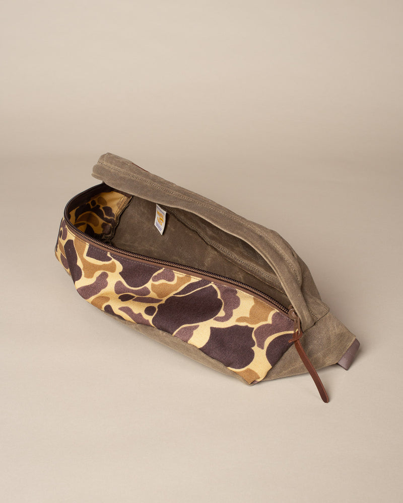 Big Bum Waist Pack, Duck Camo Limited
