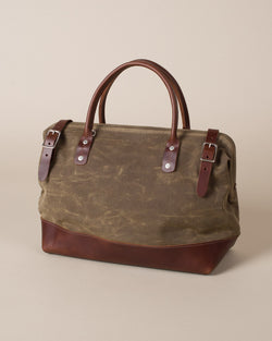 Carpenter Bag, Olympic Moss