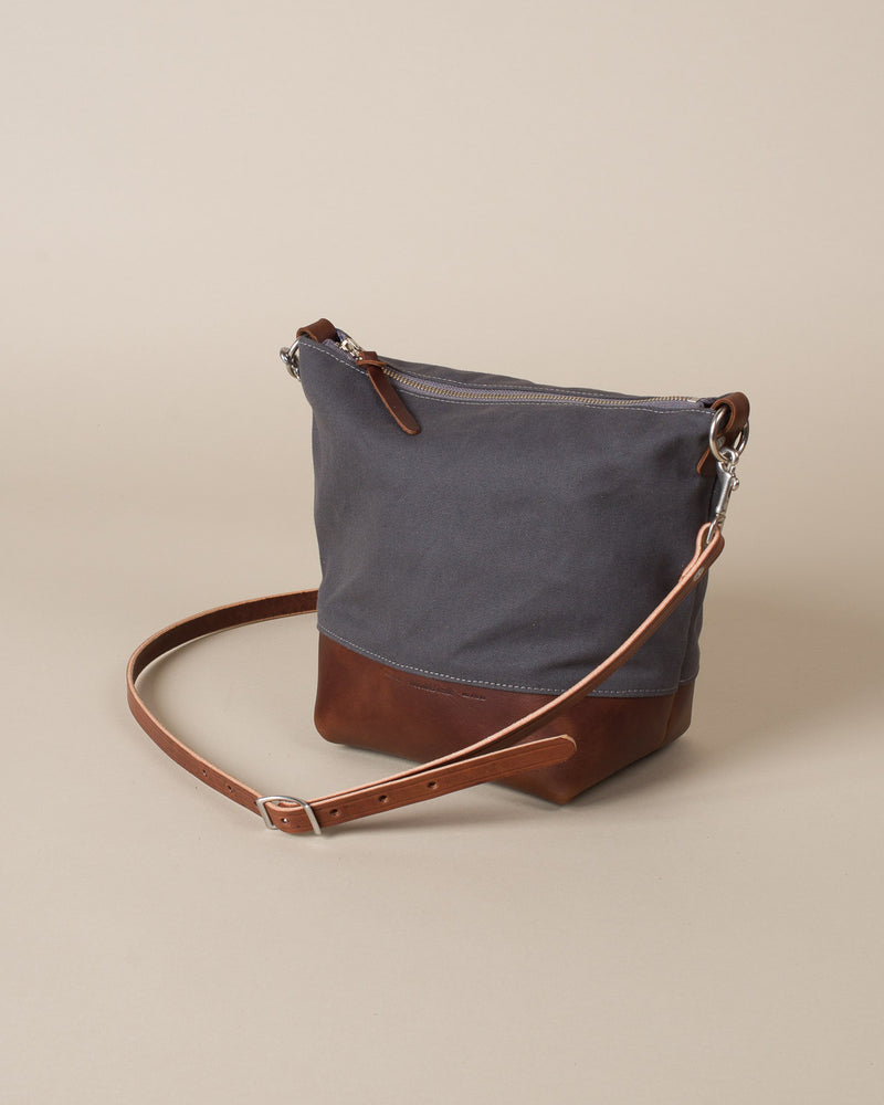 Field Bag, Pewter