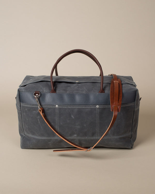 Grand Tourer Duffel, North Coast Grey