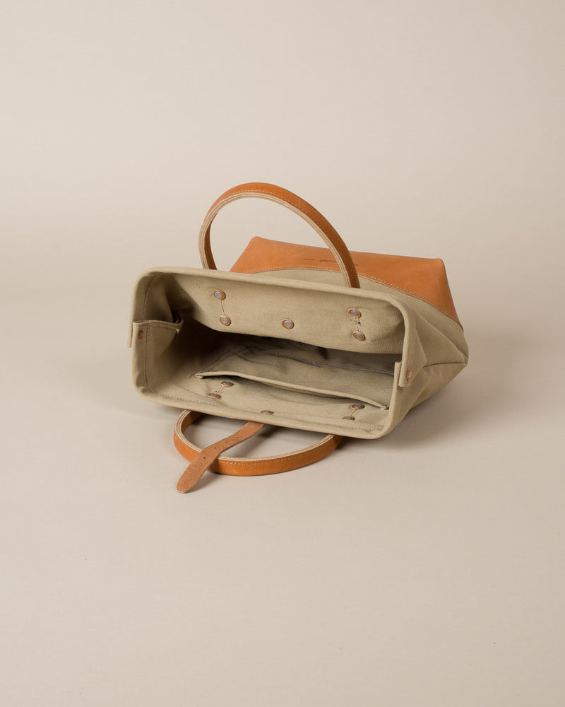 Sidecar Bag, Linen