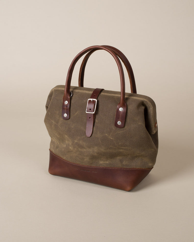 Sidecar Bag, Olympic Moss