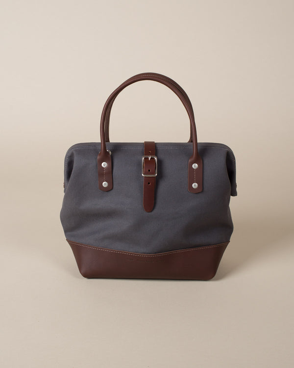 Sidecar Bag, Pewter