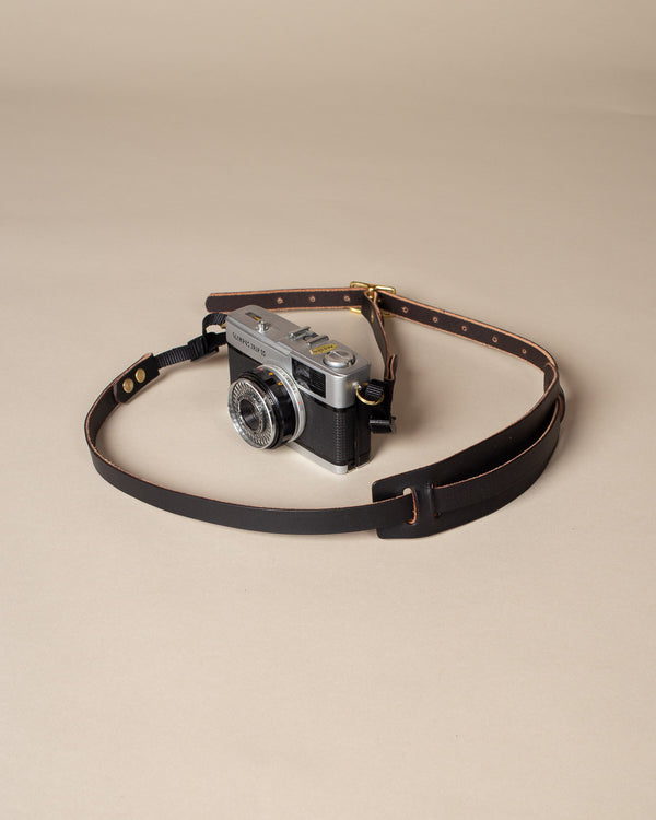Camera Strap, Dark Brown