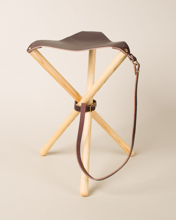 Classic Camp Stool, Brown
