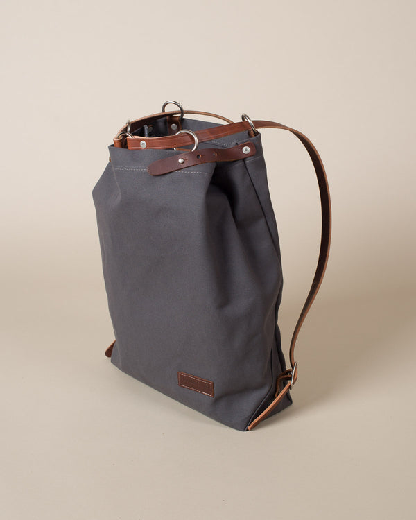Shuttle Backpack, Pewter