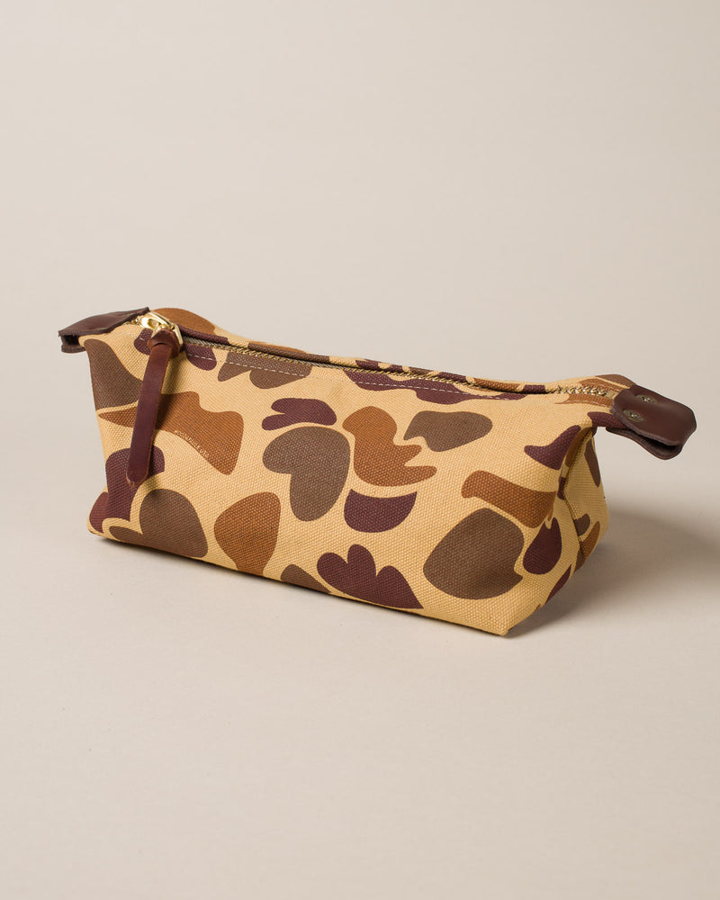 Traveler Shave Kit, Limited Duck Camouflage