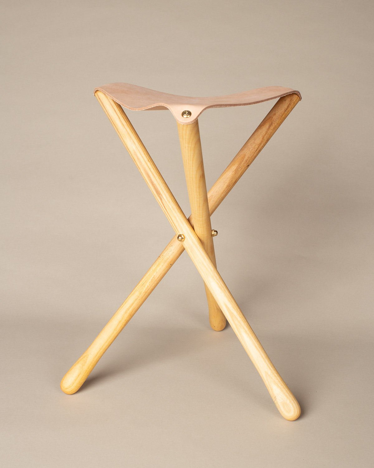 Phenomenal Folding Tripod Camp Stool Woodfaulk Unemploymentrelief Wooden Chair Designs For Living Room Unemploymentrelieforg