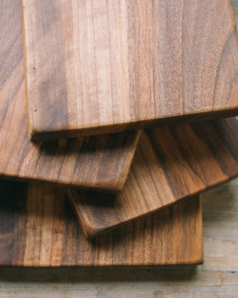 Walnut Cheese Board DIY Blanks