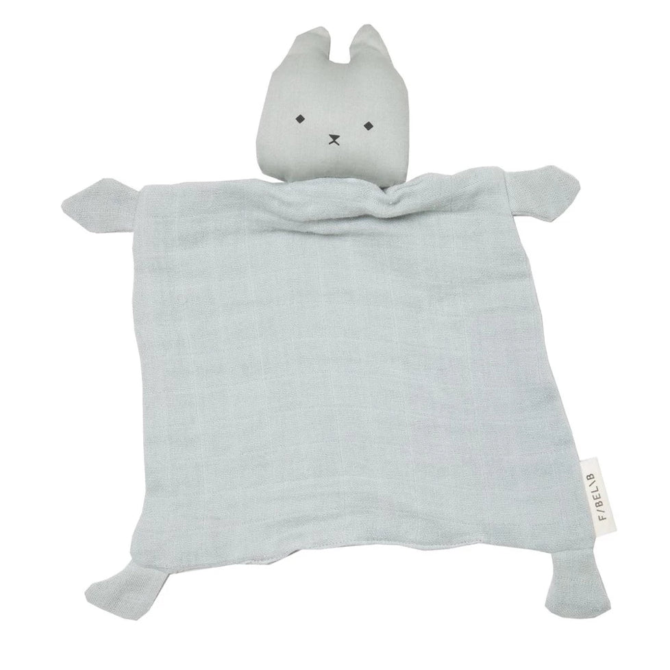 Doudou Animal Cat Azul
