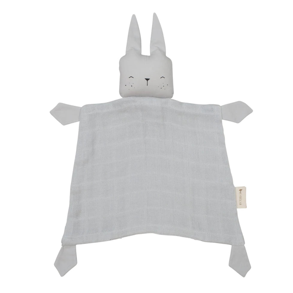 Doudou Animal Bunny Gris