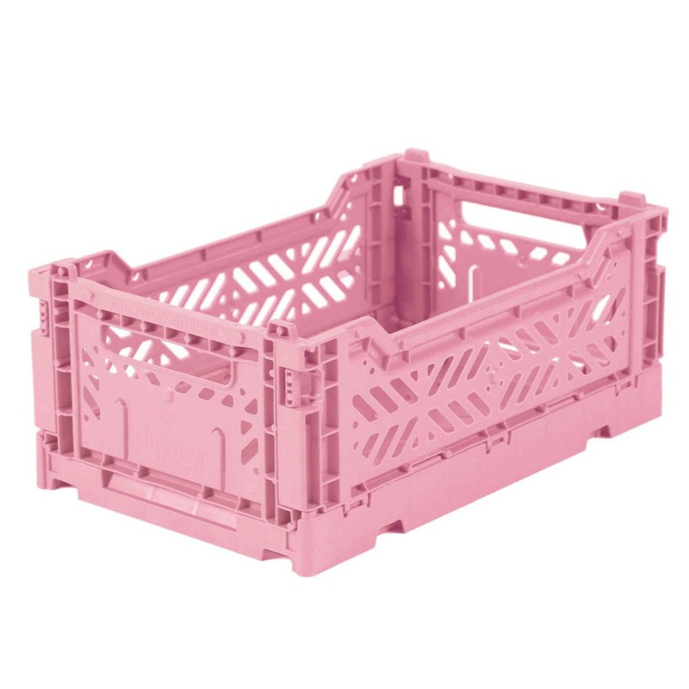 Caja Plegable Mini Baby Pink
