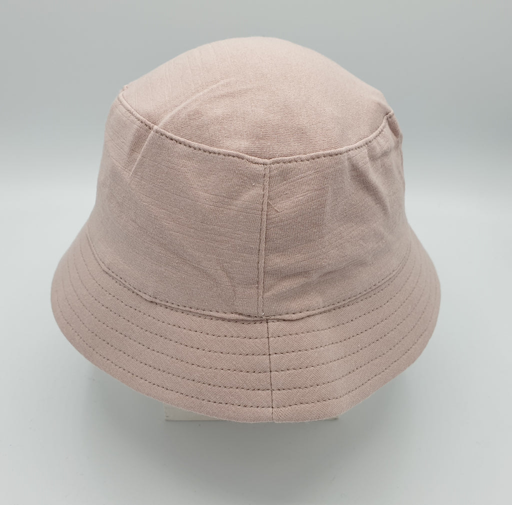 Gorro playero Rosa palo Kid